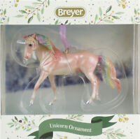 BREYER Horses MAGESTY UNICORN 2019 Christmas Ornament NEW IN BOX