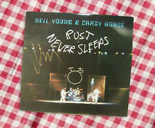 Neil Young Signed LP / RUST NEVER SLEEPS / 1979 / Autographed / Vinyl