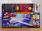 1999 Spin Master Air Hog Renegade & Extra Set Of Wings New In Box