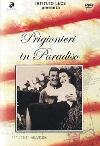Prisoners In Paradise NEW PAL Docu DVD Calamandrei