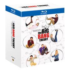 The Big Bang Theory SERIE COMPLETA EN Blu-Ray CASTELLANO EDICION ESPAÑA NUEVA