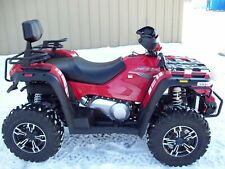 2020 Bennche Grey Wolf 550 4x4, EFI, 2 up ATV, winch, aluminum wheels, LOOK