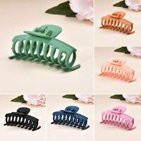Ladies Large Hair Claws Small Hair Clip Acrylic Claws Clamps Accessories