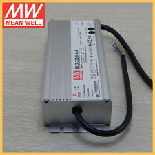 Mean Well HLG-320H-54A 54V 5.95A LED Driver Waterproof Dimmable outdoor