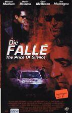 VHS Die Falle - Daniel Baldwin, Michael Madsen, Chad McQueen, Karl Pruner