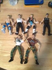 WWE New Age Outlaws - DX - Lot Of 6