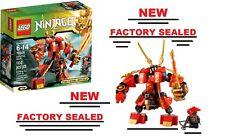 NEW LEGO 70500 NINJAGO KAI'S Blade FIRE MECH BATTLE Pack minifig Kia Scout lot