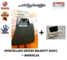 CASSETTINO SPORTELLINO DESTRO + MANIGLIA ORIGINALE YAMAHA MAJESTY 400 2004 2011