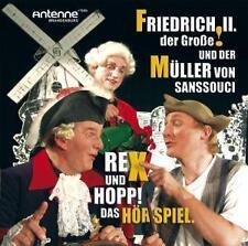 Flügge-Schulte-Rawel - Friedrich II.der Grosse und der Müller Von Sanssou