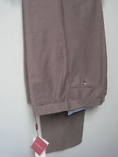 LUCIANO BARBERA  WOOL/COTTON PANTS 40 R  ITALY RETAIL PRICE  $495  NWT