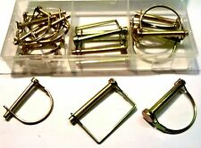 20pc PTO Lock Pin Power Take Off Assortment Quick Release Hitch Pin Set HW022