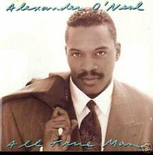 ALEXANDER O'NEAL   All true man  (CD New)