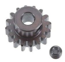 TEKNO Pinion Gear 16T M5(MOD1/5mm Bore/M5 Set Screw)  TKR4176