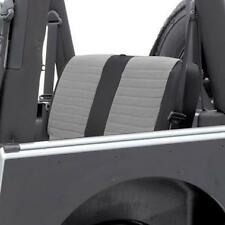 Smittybilt XRC Rear Seat Cover 08-13 Jeep Wrangler Unlimited 4 Door 758211