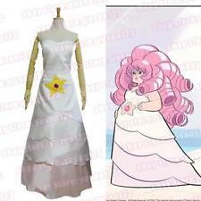 Custom Rose Quartz Steven Universe Inspired Gown Version A Maternity Cosplay  HH