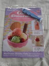 Deagostini Pastel Revista De Decoración De Silicona De Grabado De Rueda N ° 111 Nueva