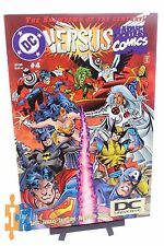 DC Versus Marvel #4 Marvel & DC Comics 1996 VF-VF+