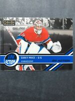 2017-18 OPC Platinum In Action #IA-2 Carey Price
