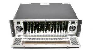 Evertz 7800FR w/ 7x 7736CDM-A4 Component SDI - Composite Video Encoder w/ 4 DAC