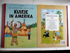 Kuifje in Amerika Facsimile Uitgave