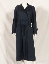 'JEAN BAILLY' 70'S FRENCH VINTAGE LONG COAT UK 12