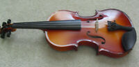 Vintage William Zeswitz Master Luthier Handmade Violin Model VN3
