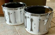 "2 Ludwig 12""x 16"" #3131581 Marching Snare Drums - Pair"