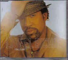 Lionel Richie-I Call It Love Promo cd single