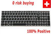 For Lenovo IdeaPad G50-30 G50-45 G50-70 G50-80 Keyboard Swiss German CH Tastatur