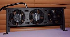 One Section of 3 Fans NMP 4715PS-12T-B30, 1Phase 14/13W - Excellent Condition