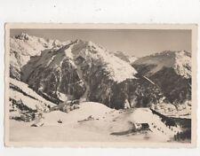 Skidorf Hochsoelden Oetztaler Alpen 1953 RP Postcard Austria 629a