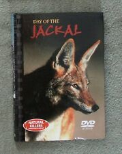 NATURAL KILLERS Number 5 - DAY OF THE JACKAL - DVD WITH BOOKLET - SEEN ONCE