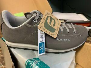 Scarpa Margarita Shoe - Men's Grey 44 ( 10.5) NEW