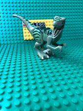 Genuine Lego Raptor Dinosaur Figure from Dino Set 5884, Retired