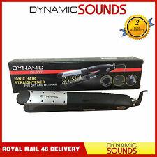 Dynamic DS6003 TRAVEL Slim Hair Straightener for Wet Dry Hair 200C Multi Voltage