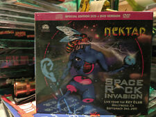 NEKTAR - SPACE ROCK INVASION Live at THE KEY CLUB 2011 (2CD + DVD) Prog Rock