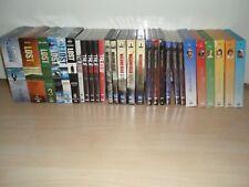 Serien Sammlung auf DVD und Blu Ray. The Walking Dead, Lost, True Blood......