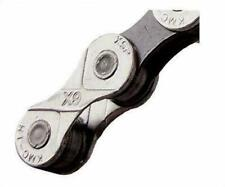 """Point Bicycle Chain sl-280-1//2 x 3//32/"""" 116 links to 24 SPEED CHROME"""