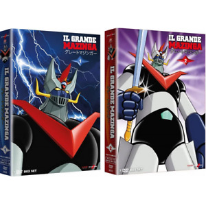 IL GRANDE MAZINGA - Vol. 1+2 (14 Dvd)