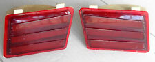 1971 1972 PONTIAC GRAND PRIX PAIR OF REAR SIDE MARKERS. 481511, 481512.
