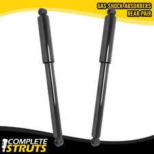 2003-2009 Hummer H2 Rear Bare Gas Shock Absorbers Pair