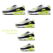 Nike Air Max 90 OG 2020 Volt White Grey Black Men Women Classic Shoes Pick 1