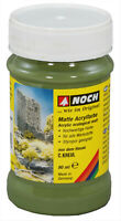 Noch 61194 Acrylfarben matt 90ml hellgrün, (8,87€/100ml) , Modell Eisenbahn, GMK