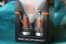 Precision Matched Pair of Groove Tube Gt- 6l6 Ged Medium Range Tubes 5 Rating