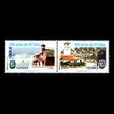 Chile 2011 - 100th Anniversary of El Tabo Architecture - Sc 1578 MNH