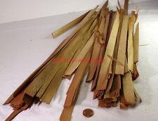 "Lumber Strips~Mahogany Wood~1/32"" X 3/4"" X 18""~30 Pieces~Ships,Dollhouse,Mo dels"