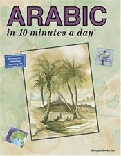 Arabic in 10 Minutes a Day-ExLibrary