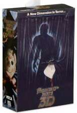 NECA Friday the 13th 3D Part 3 Ultimate Jason Vorhees Figure - Brand New
