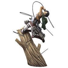 New Attack On Titan Shingeki No Kyojin Levi Ackerman PVC Figure Figurine No Box