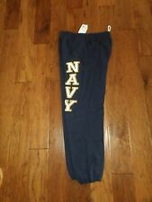U.S NAVY DARK BLUE SWEATPANTS SIZE MEDIUM. MADE IN THE U.S.A  SOFFE NEW WITH TAG